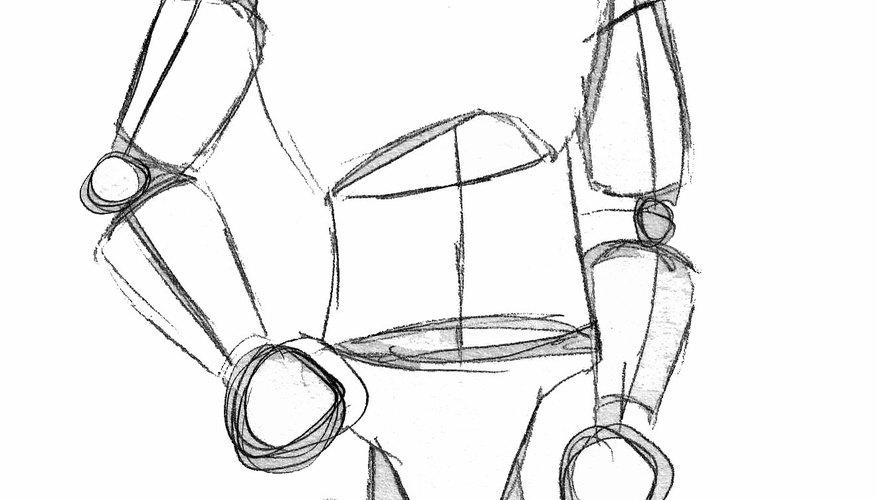 Puedes aprender como dibujar un hombre atractivo de anime.