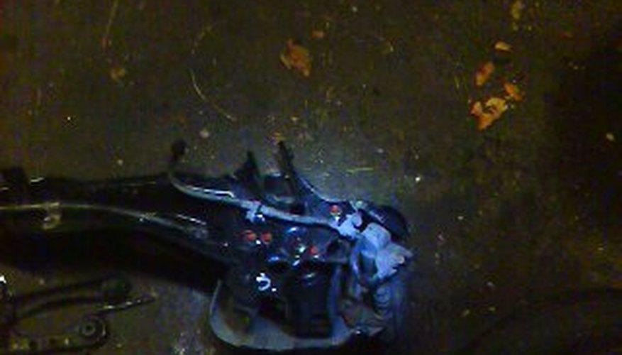 Debes saber cómo alinear las ruedas de tu coche para poder llegar al taller de reparación.