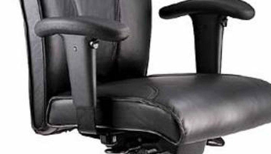 Busca sillas de oficina ergonómica.