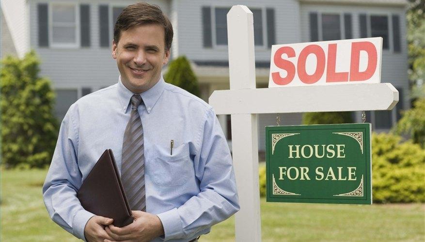 Inicia una compañía de bienes raíces.