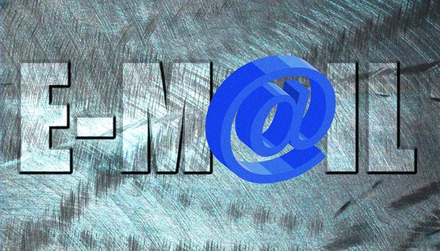 Escribe correo electrónico empresarial.
