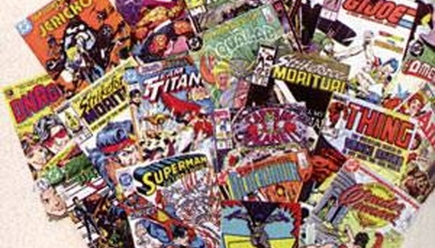 Facts on Comic Book Collecting