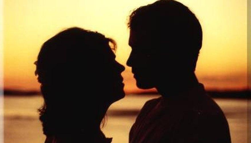 Types of Flirting Signals