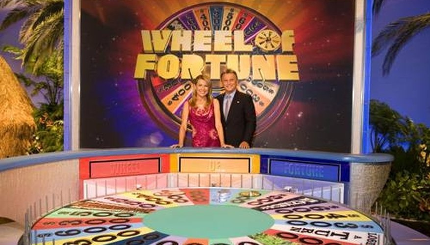 About Wheel of Fortune