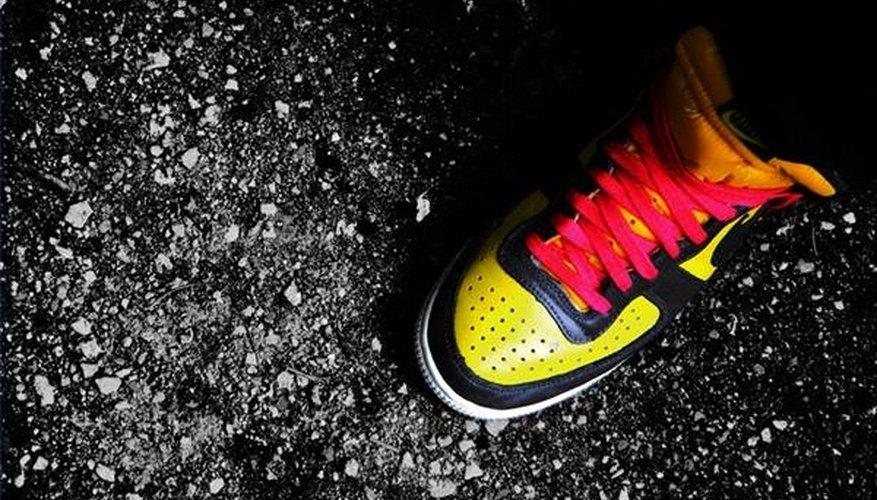 Los Mejores Marcadores Para Personalizar Unos Zapatos Deportivos