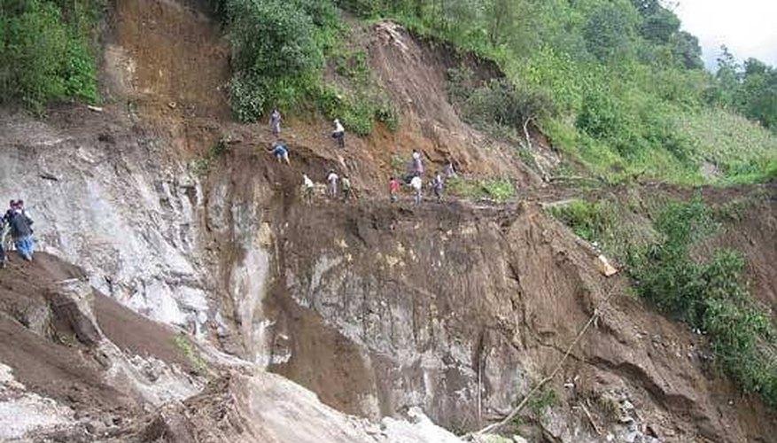 About Mudslides
