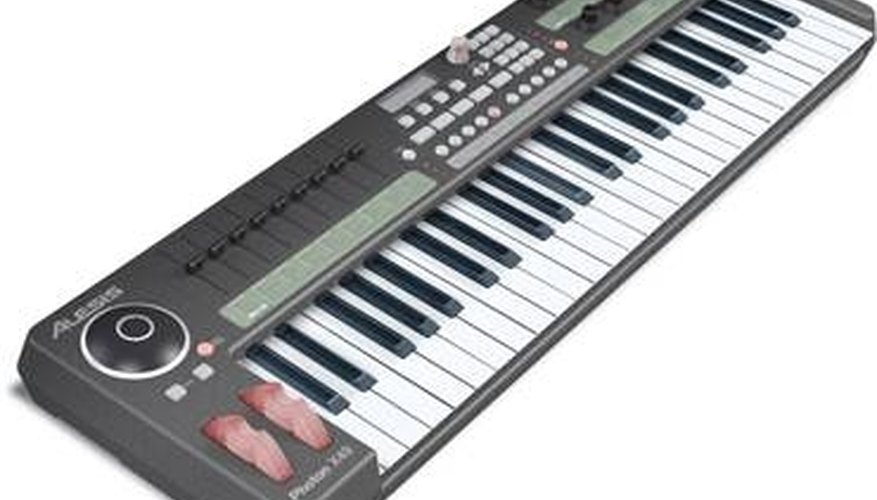 Use a MIDI Keyboard With FL Studio