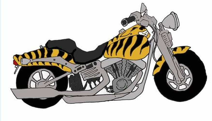 Design Your Own Motorcycle Graphics