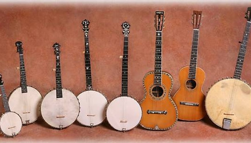 What Is the Origin of the Banjo?