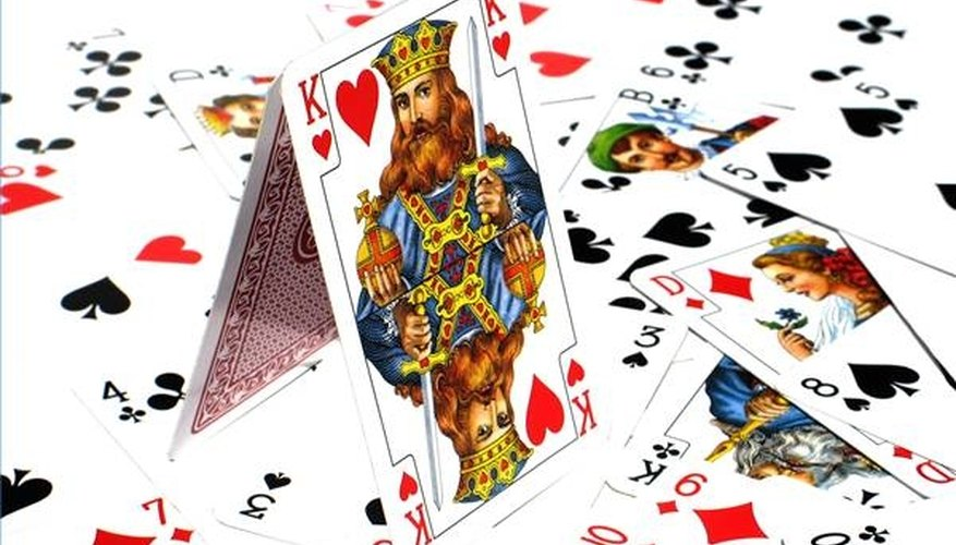 Paranormal Meanings of Playing Cards