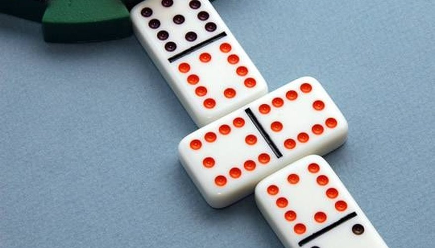 Double Dominoes