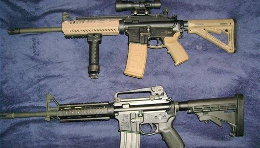 How to Bore Sight an AR-15