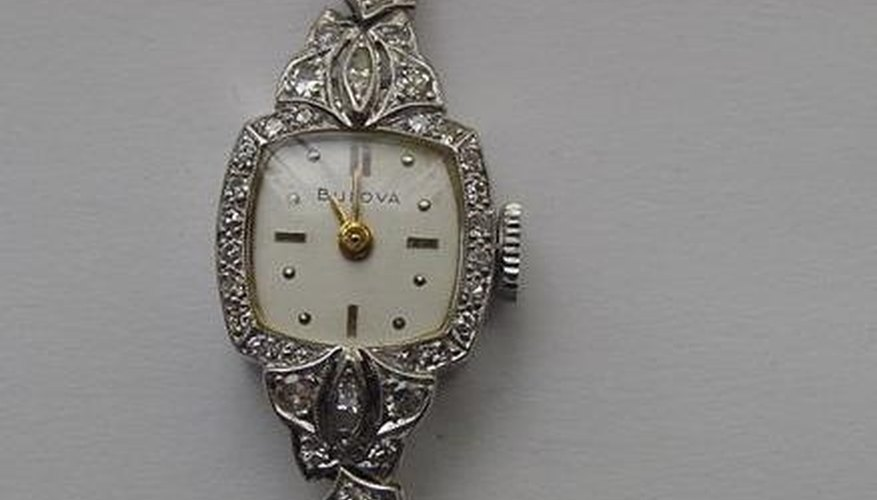 bulova antique watch serial numbers
