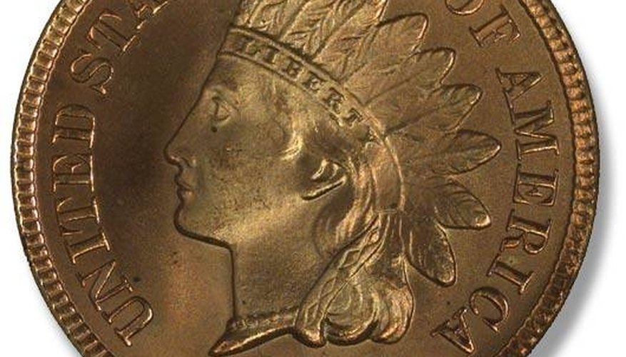 History of the Indian Head Penny