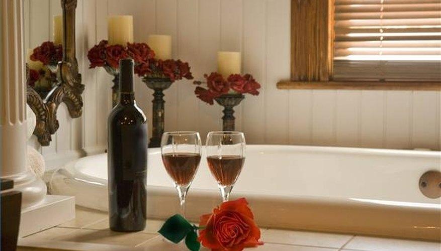 Romance in the Bath
