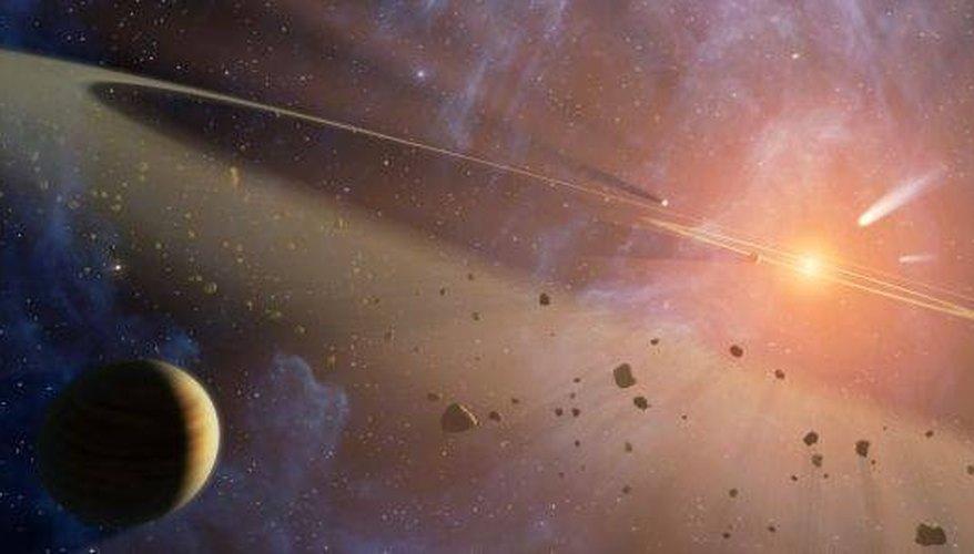 Epsilon Eridani conception by NASA/JPL-Caltech