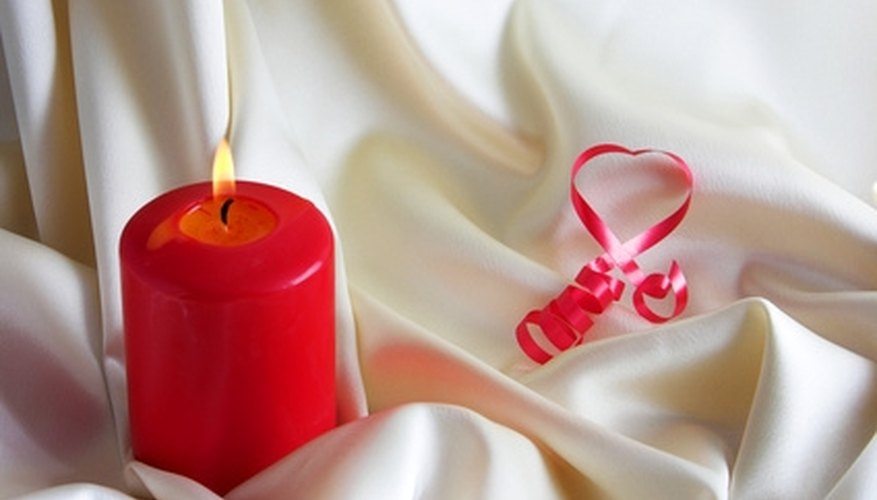 Romantic Valentine Banquet Decorating Ideas