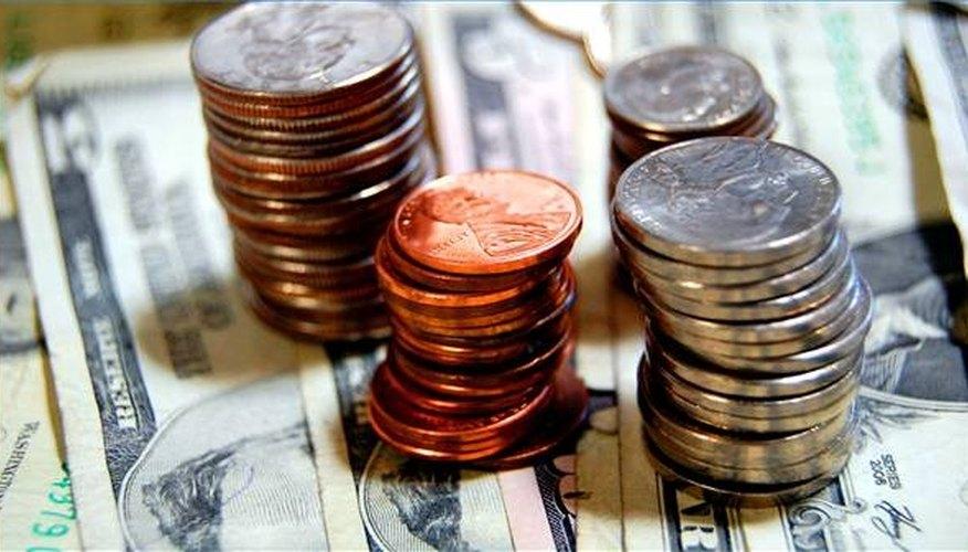 Las tasas de interés representan el costo del crédito, o el costo de la obtención de dinero.