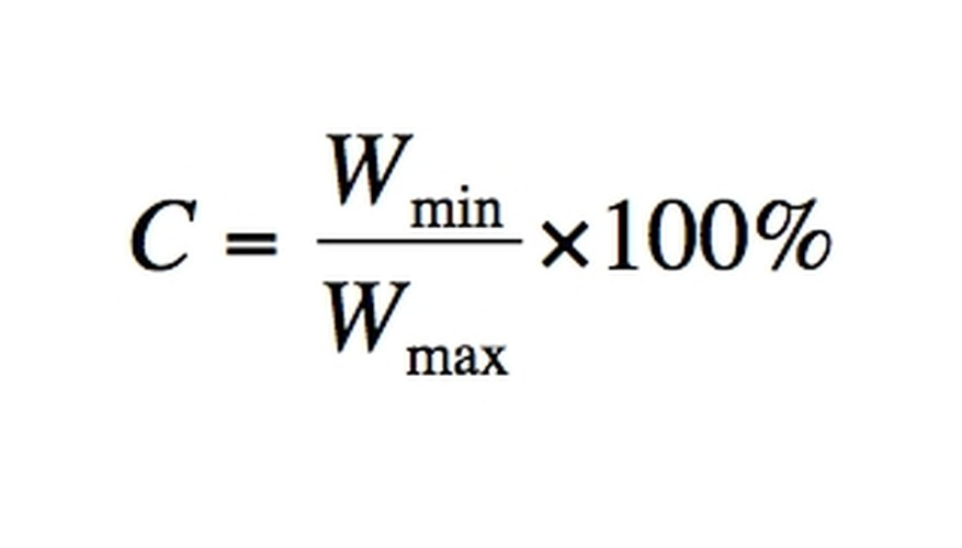 Formula For Calculating Concentricity