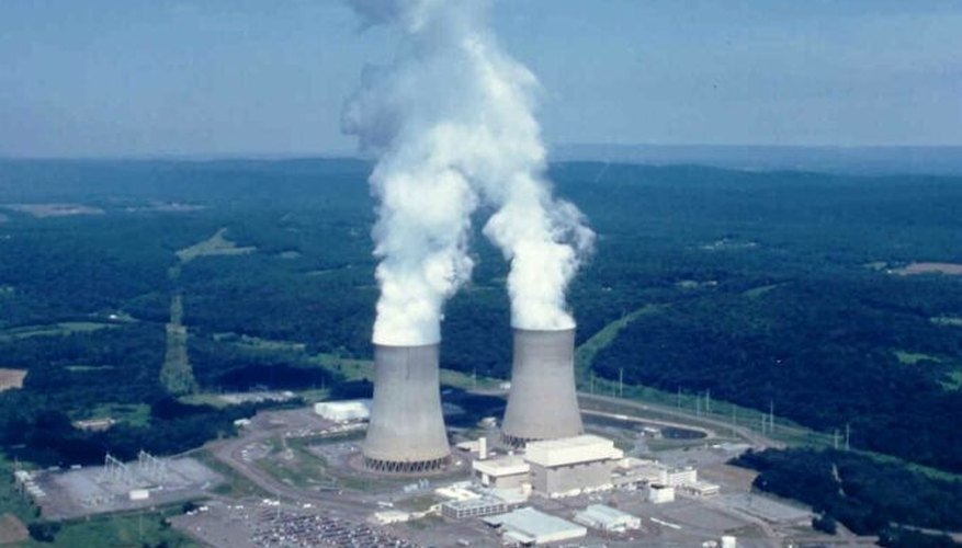 Nuclear Power Plants History