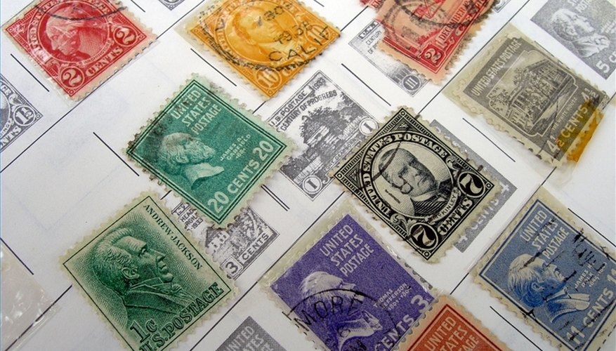 Stamp collecting is a simple, educational hobby.
