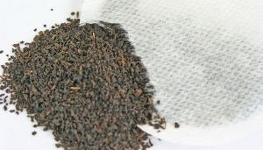 Use loose tea and cheesecloth to make homemade tea bags.