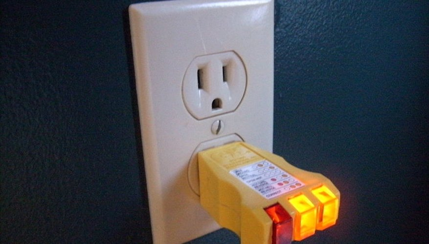 Prueba de receptáculos eléctricos