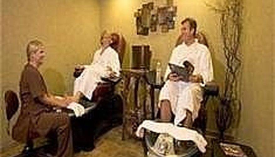 Romantic Spa Vacation Treatments