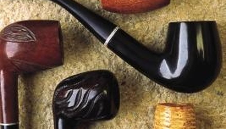 Break in a New Tobacco Pipe