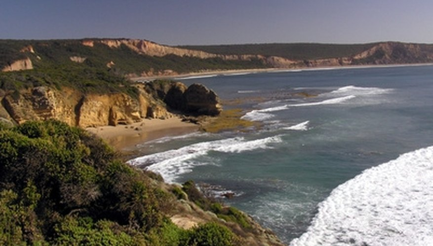 Enjoy one of the many romantic resorts in Australia.