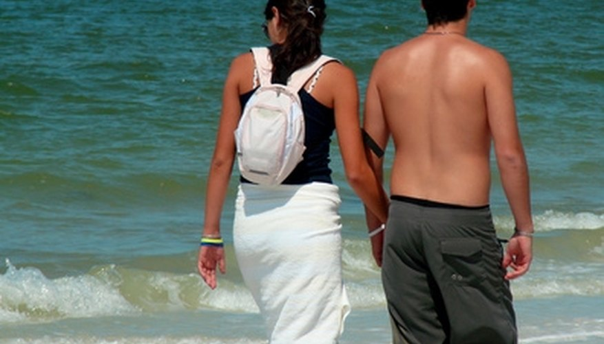 You'll find many romantic places for a honeymoon in Florida