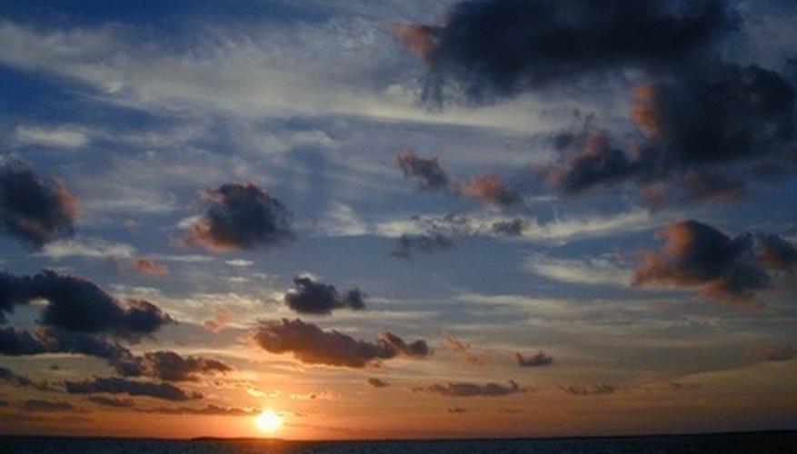 The Florida Keys offer world famous sunset vistas
