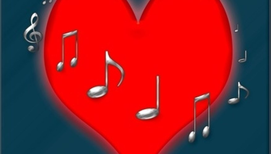 Love songs can be a powerful romantic gift.