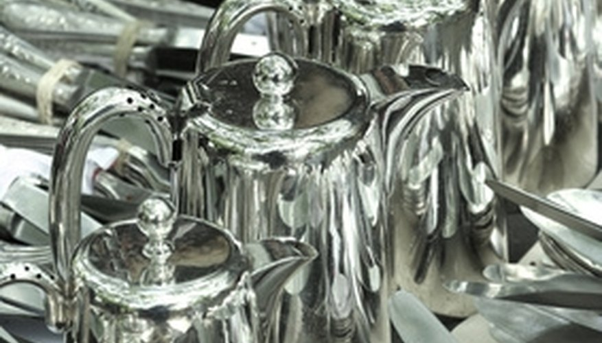 Best ways to sell silver depend on the value and size of the silver.