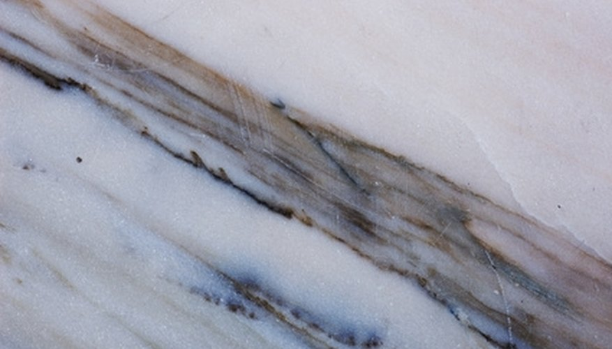 Marble Has A Smoother Surface Than Quartzite