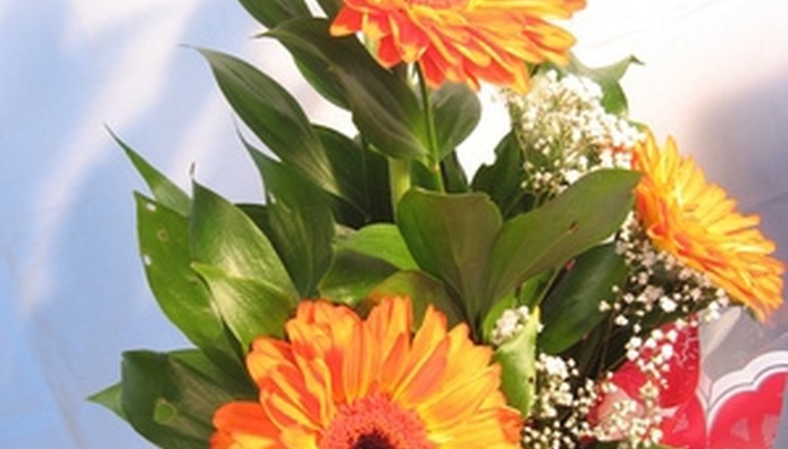 Draw inspiration for flower ideas to give to your date.