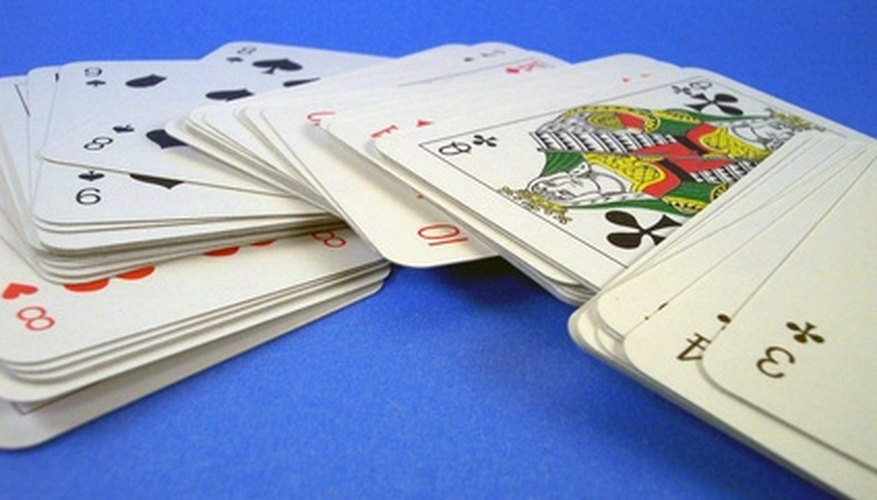 You can play  a number of fun and easy solitaire card games.