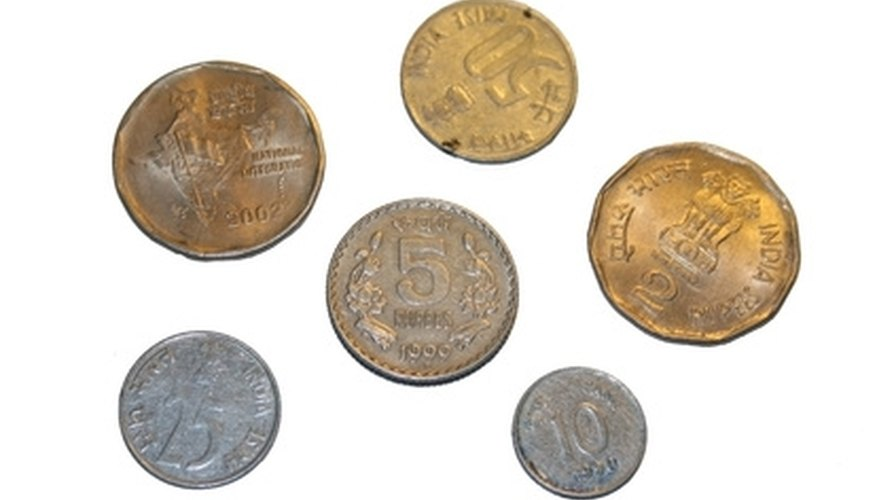 Indian head pennies were minted in the United States in the 19th century.