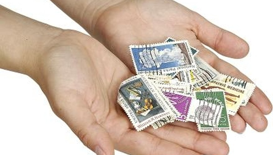 Sell Postage Stamp Collections