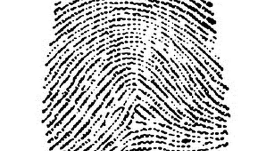 Fingerprinting is a useful part of the criminal justice system.