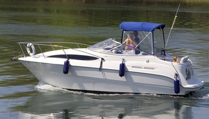 How to Add Oil to MerCruiser Trim Cylinders