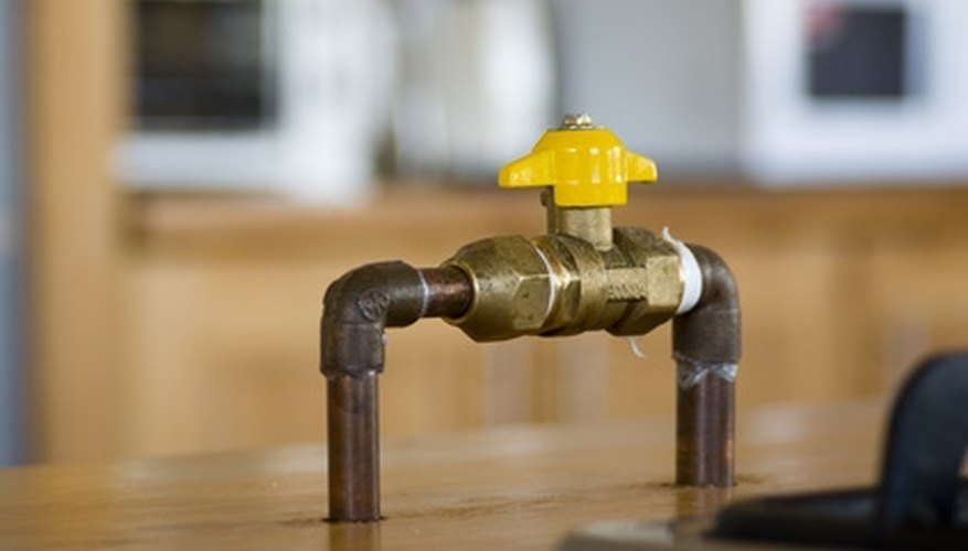 Learn how to properly tighten the pressure valve on your hot water tank.