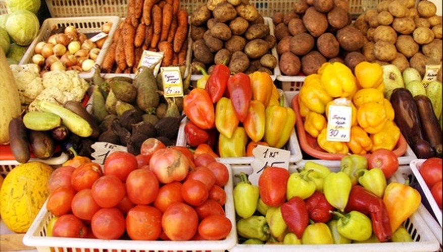 Sample the local fare at Pennsylvania farmers markets.