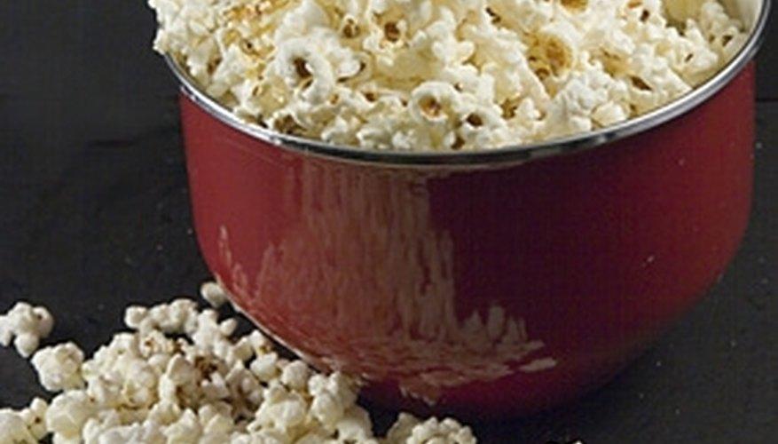 Popcorn offers fun science project ideas.