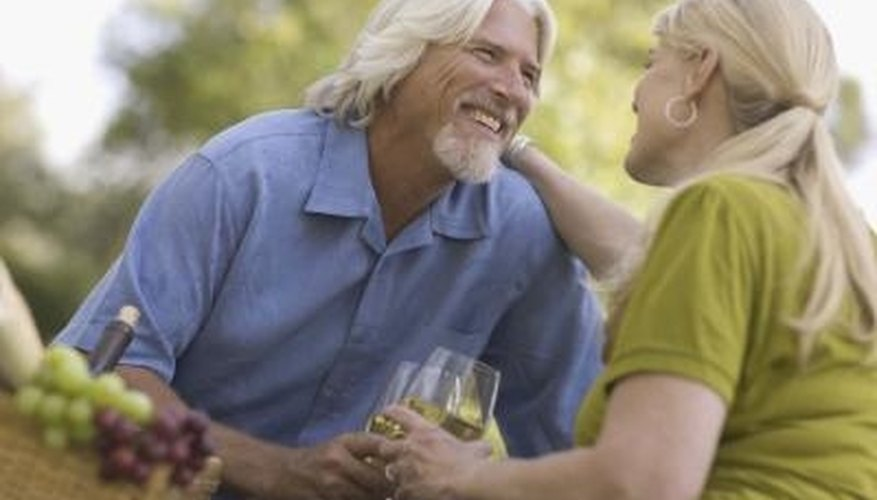 Dating Older Men Tips