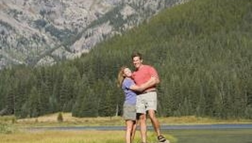 Colorado is a prime spot for honeymooners.