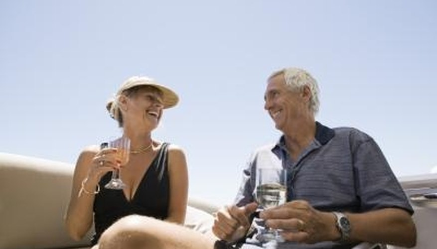 Romantic ideas are possible at home or while traveling abroad together.