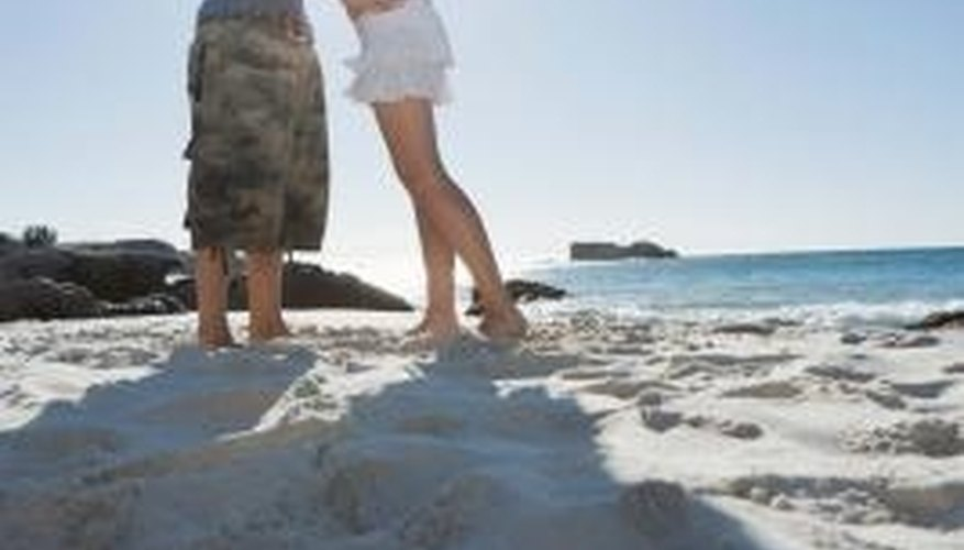 Myrtle Beach is a fitting backdrop for a romantic getaway.