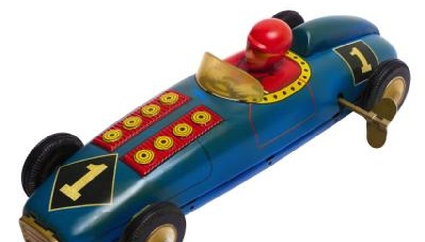 Pinewood Derby cars can become a very creative endeavor.