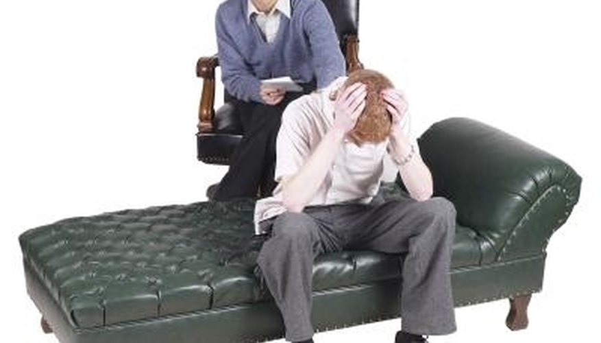 Turn to a professional to help you sort through your relationship problems.